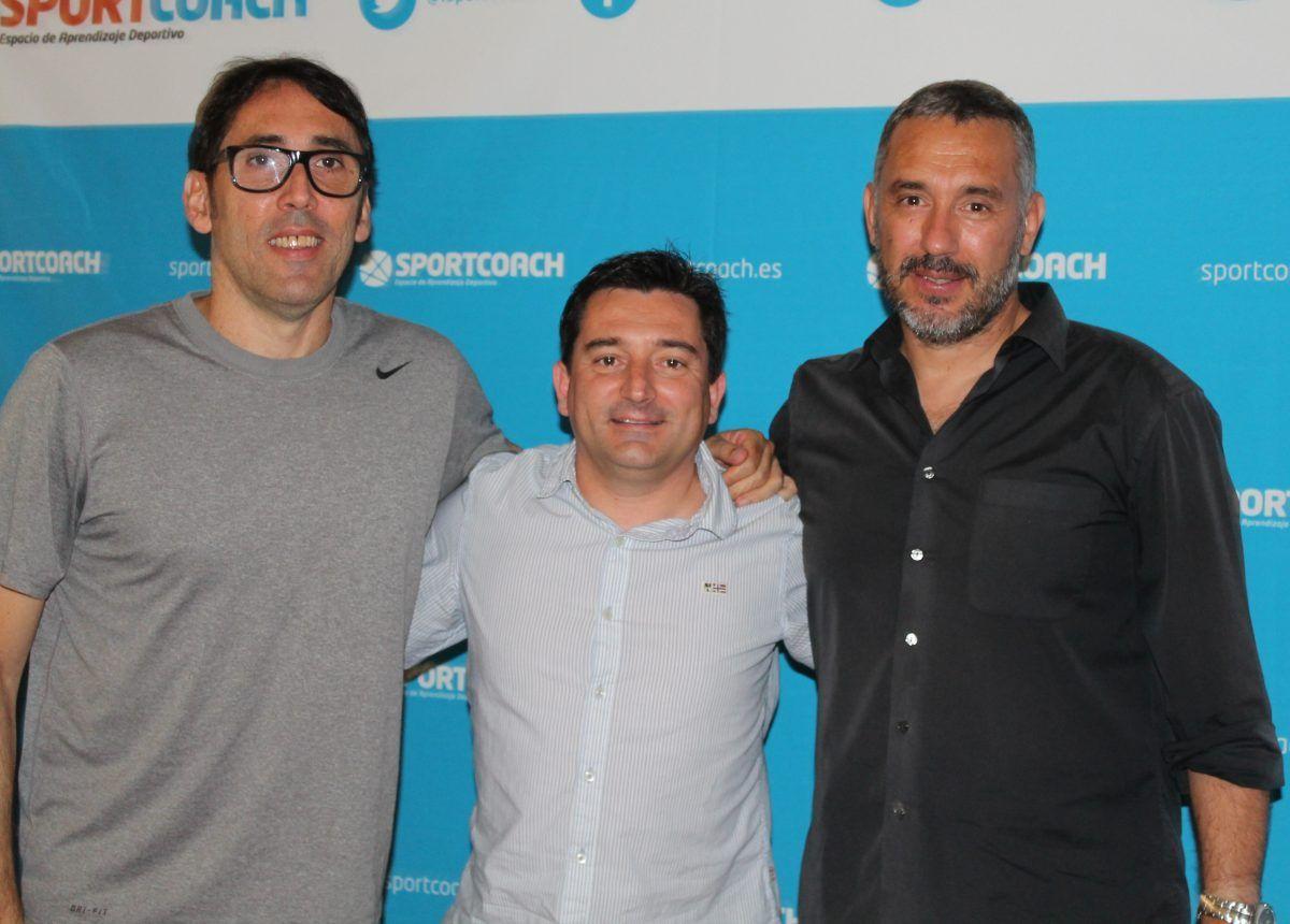 Willy Villar, Jordi Martí y Jota Cuspinera, un trío de ases para finalizar