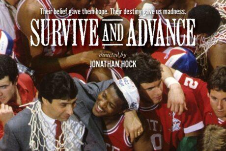 Portada del documental Sobrevive y avanza