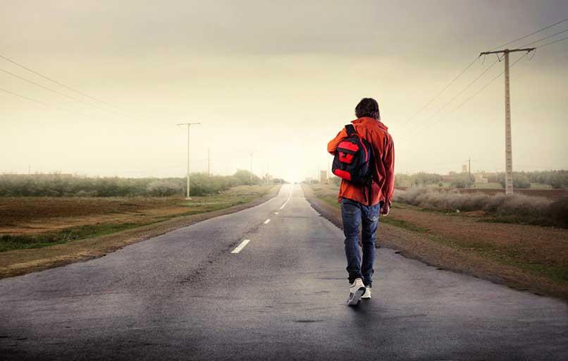 Caminar lento para pensar mejor