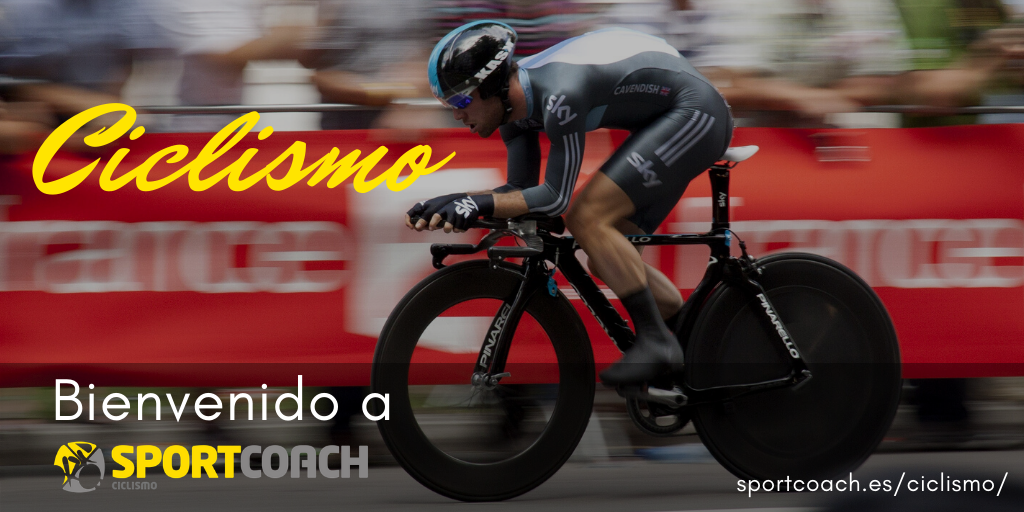Página web de ciclismo en sportcoach.es