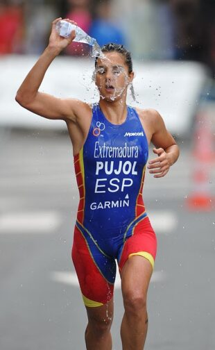Docente María Pujol Triatleta Profesional