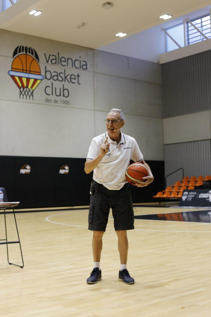 José Luis Ereña, ejemplo de entrenador adaptado a los tiempos