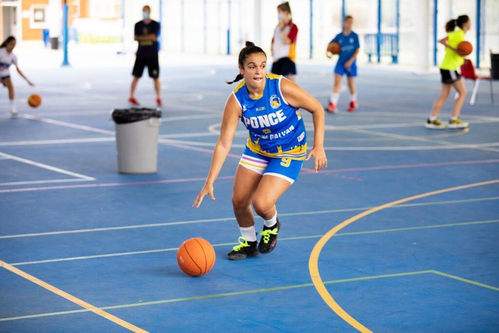 entrenar la mirada en baloncesto