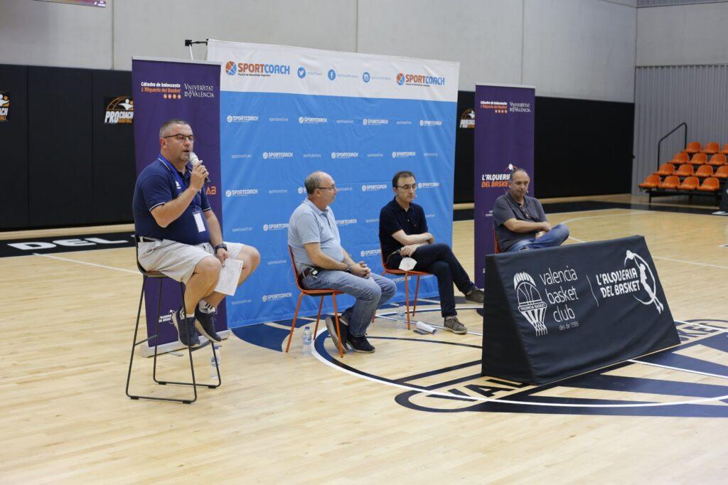 la cúpula de Valencia Basket nos cuenta su método de trabajo