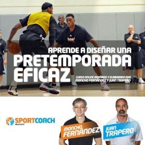Curso de pretemporada Sport Coach