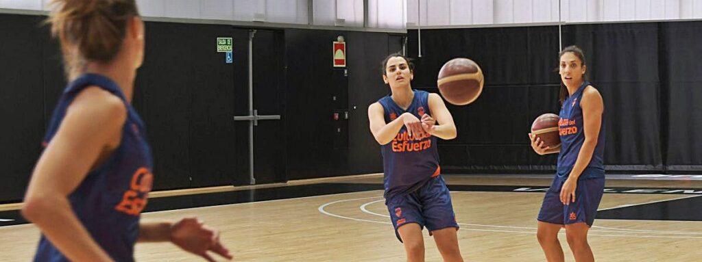 pretemporada Valencia Basket