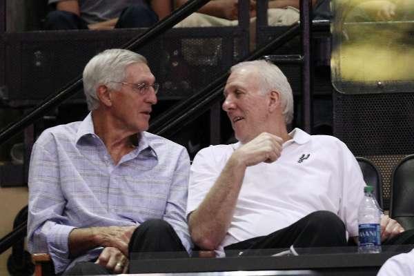 De entrenador a entrenador. De Sloan a Popovich