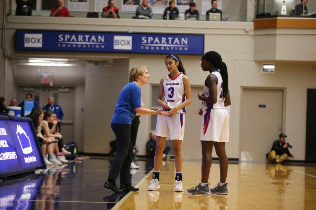 Allison McNeill, Semiahmoo Secondary Coach