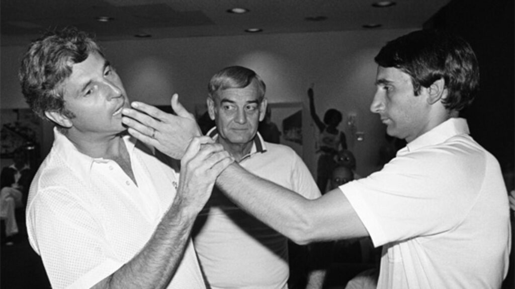 Coach K y Bobby Knight, un ejemplo de mentor y discípulo. Coach K: entrenar, enseñar, liderar