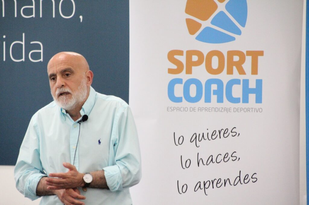 Chema Buceta en  en el Curso de Experto en Sport Science de SportCoach