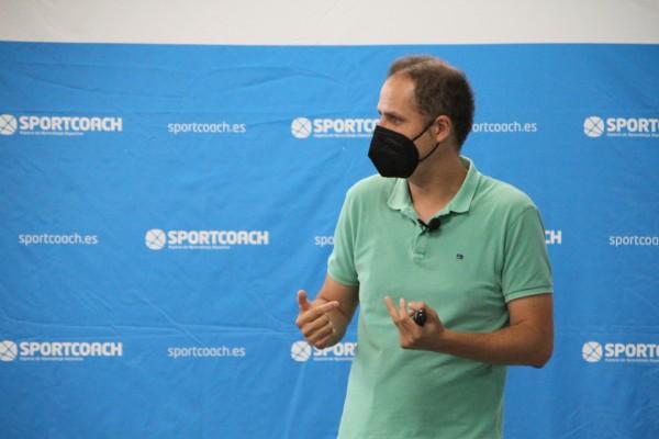 Martí Casals en el Sport Science de SportCoach