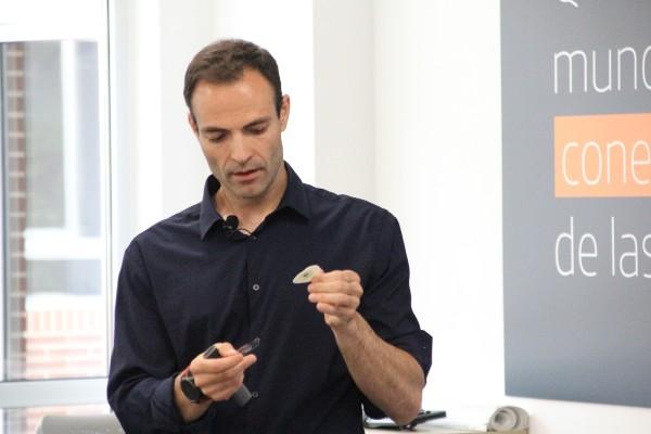 Pedro J. Marín en el Sport Science de SportCoach