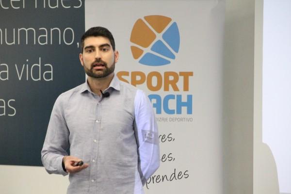 David Suárez en la Certificación en SportScience de SportCoach. De Magnus Carlsen a Florida en el Experto en Sport Science