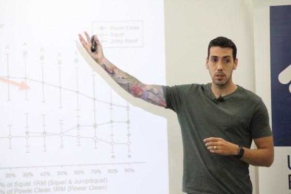 Carlos Balsalobre en el Sport Science de SportCoach