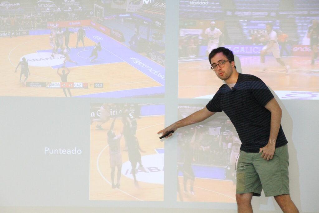 Adrià Arbuès en el Sport Science de SportCoach