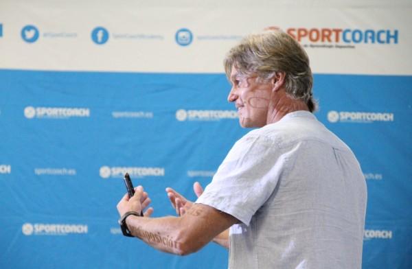 David Rodríguez en el Sport Science de SportCoach