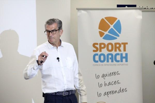 Nicolás Terrados en el Sport Science de SportCoach Altura en el Experto en Sport Science