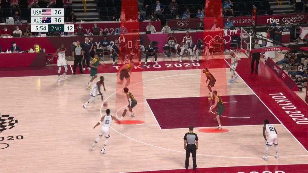 Aprender a ver baloncesto
