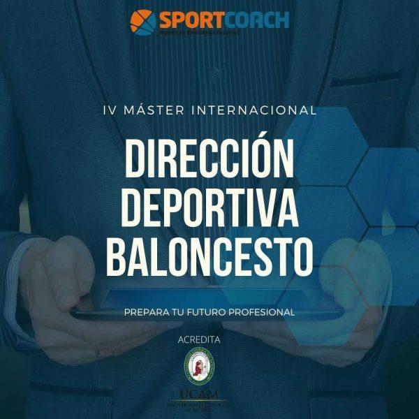 Master Dirección Deportiva Baloncesto